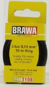 Brawa 03108 Black Layout Wire